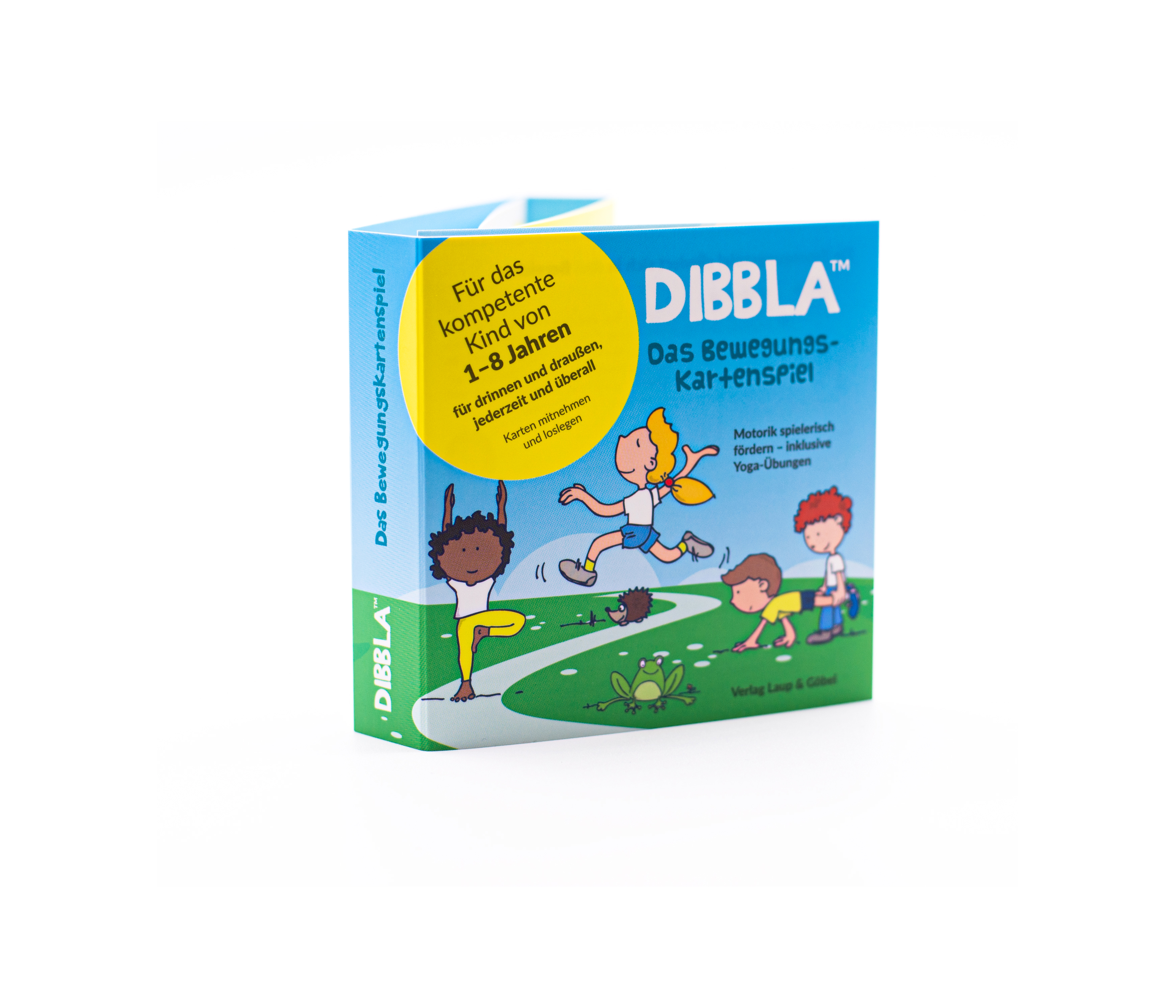 DIBBLA – Das Bewegungskartenspiel